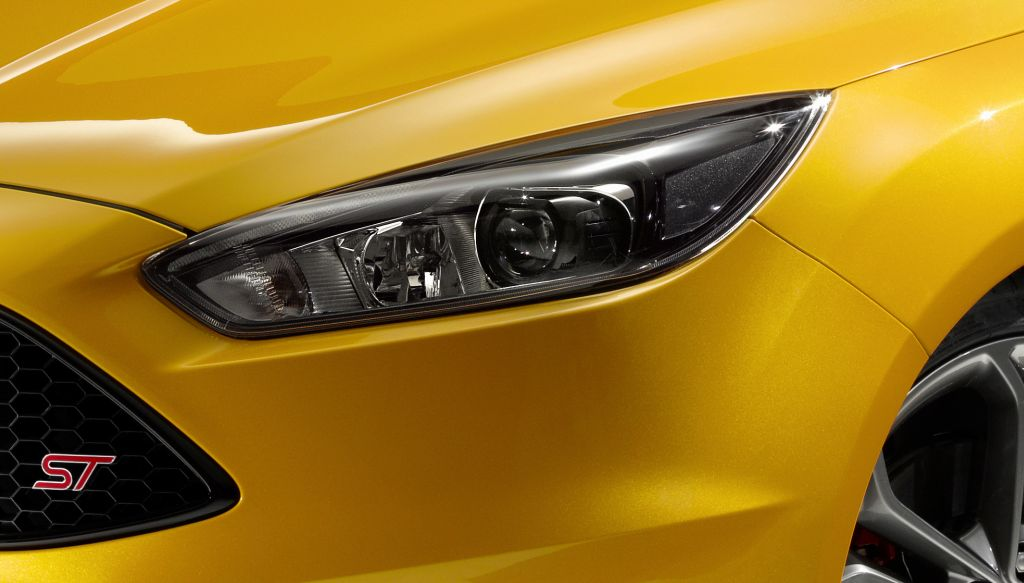 Global Reveal for New Ford Focus ST at Goodwood Festival of Spee
