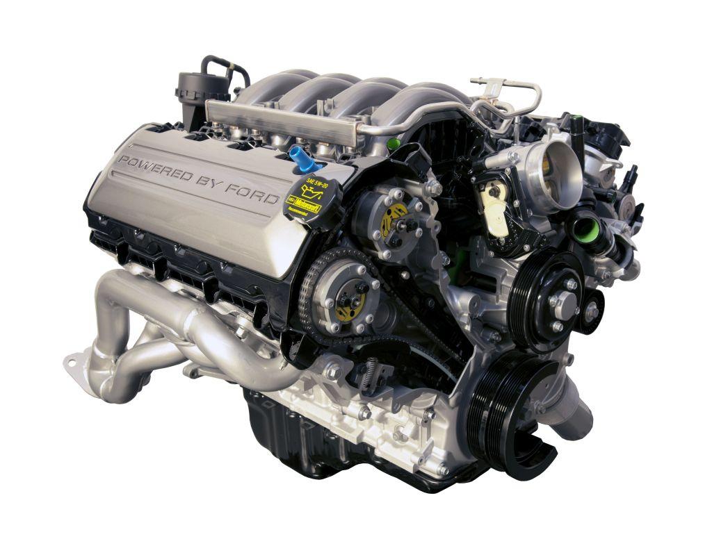 All-New Ford Mustang – 5.0-liter V8