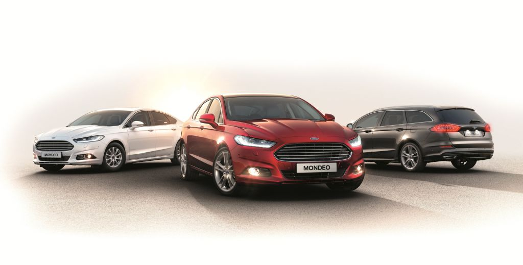 All-New Ford Mondeo Pricing Announced; Petrol, Diesel and First