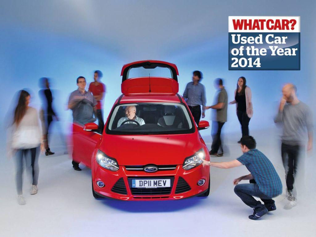 What Car - Focus Car of he Year 2014