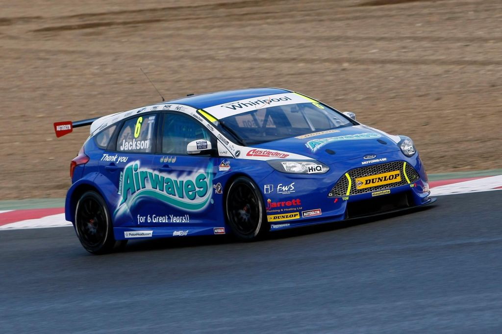 BTCC Mountune-Grabbies 2014-14