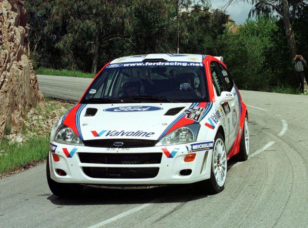 McRAE, Corsica action