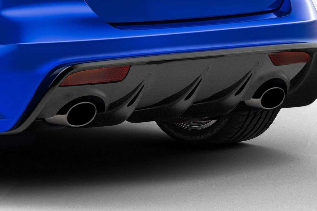 Spyshots Focus RS 2016-01