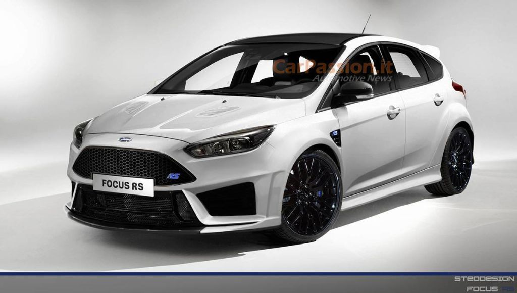 Focus RS rendering