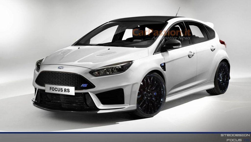 Focus RS rendering