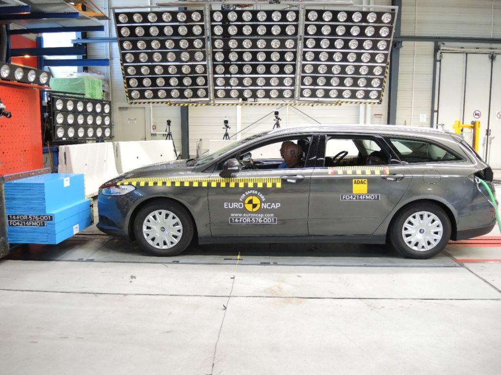 Mondeo 2015 highscore NCAP-01