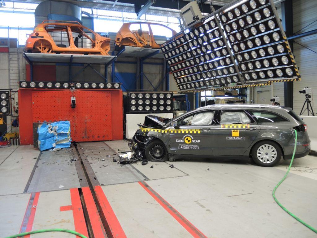 Mondeo 2015 highscore NCAP-02