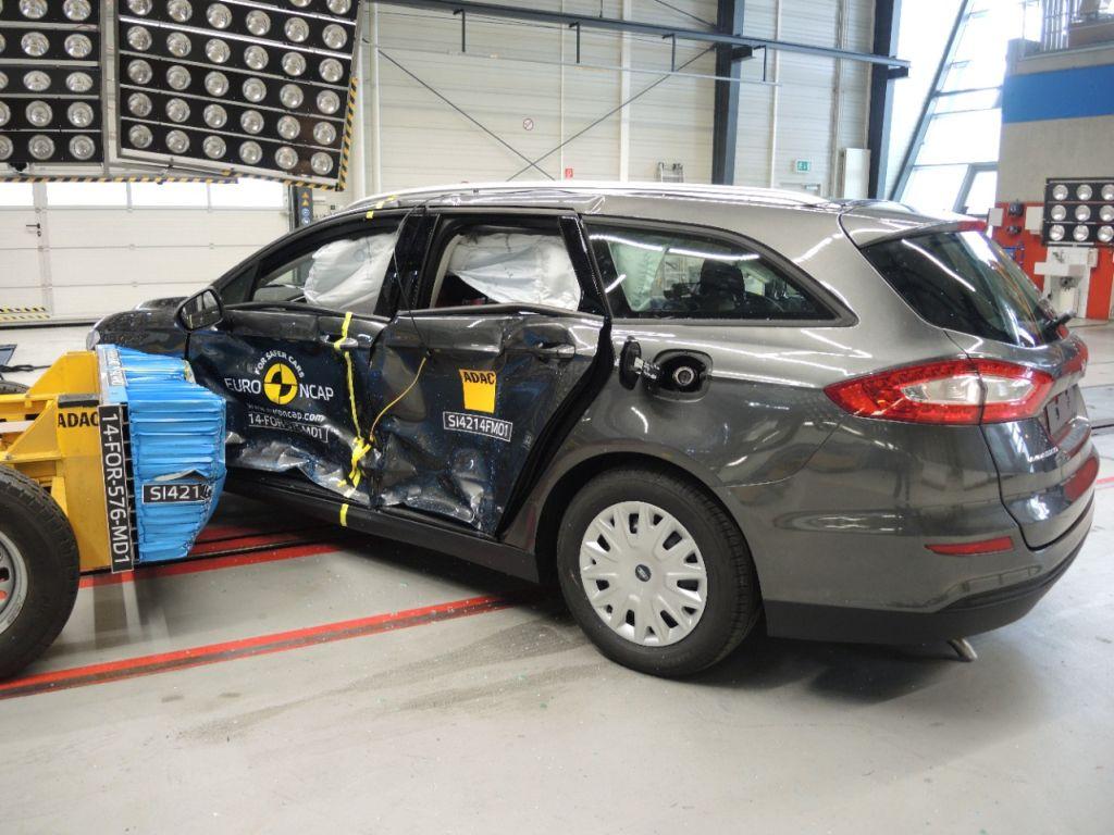 Mondeo 2015 highscore NCAP-03