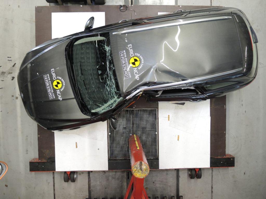 Mondeo 2015 highscore NCAP-05