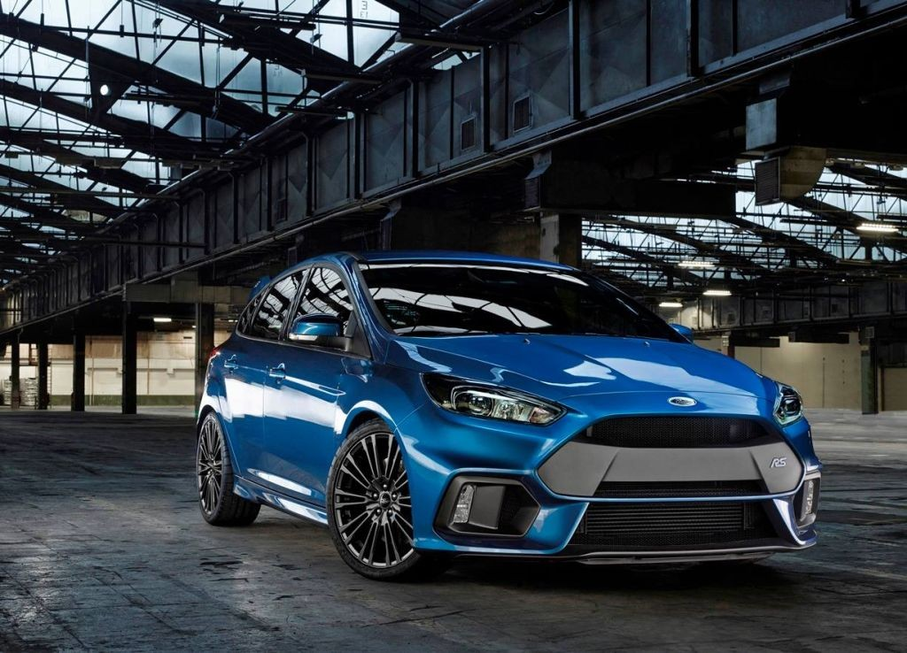 New Ford Focus RS 2016-01