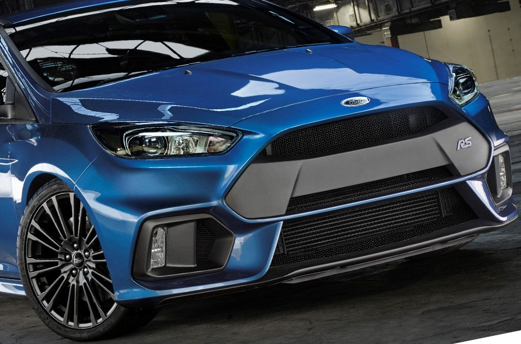 New Ford Focus RS 2016-03