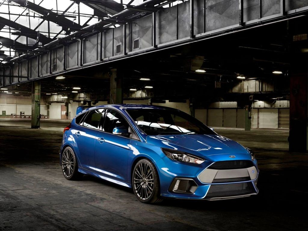 New Ford Focus RS 2016-05