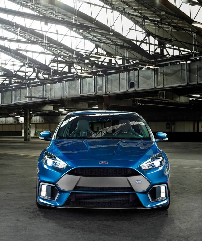 New Ford Focus RS 2016-06