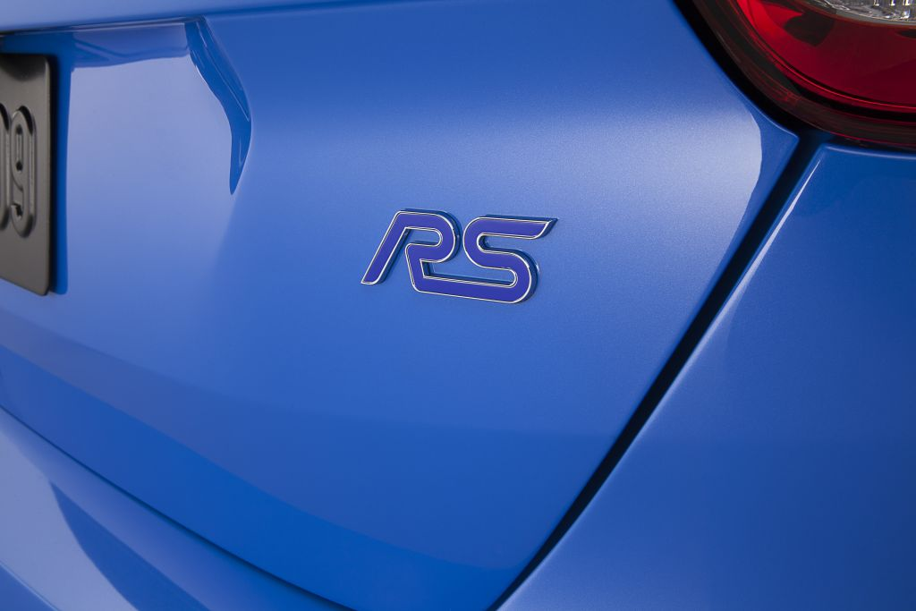 Ford Focus RS 2016 Goodwood