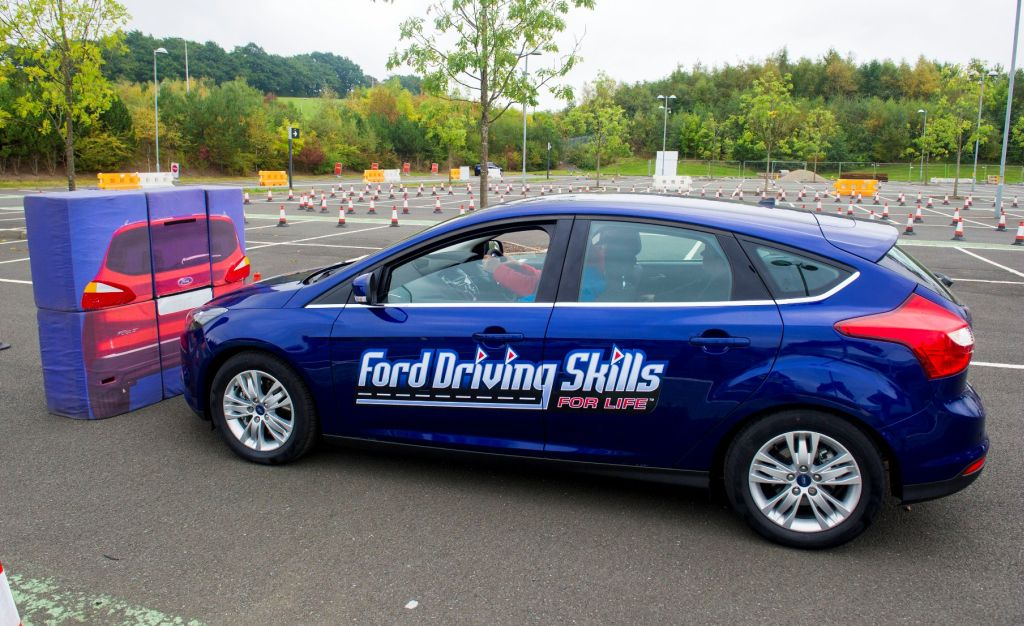 Ford further invests in Driving Skills for Life Programme