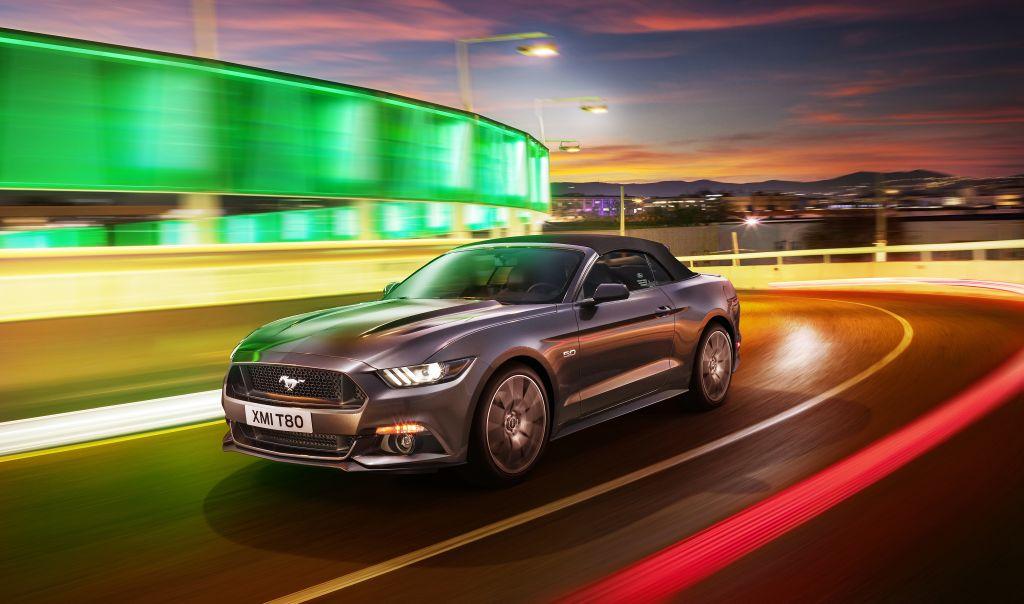 Geneva 2015 Ford Mustang-01
