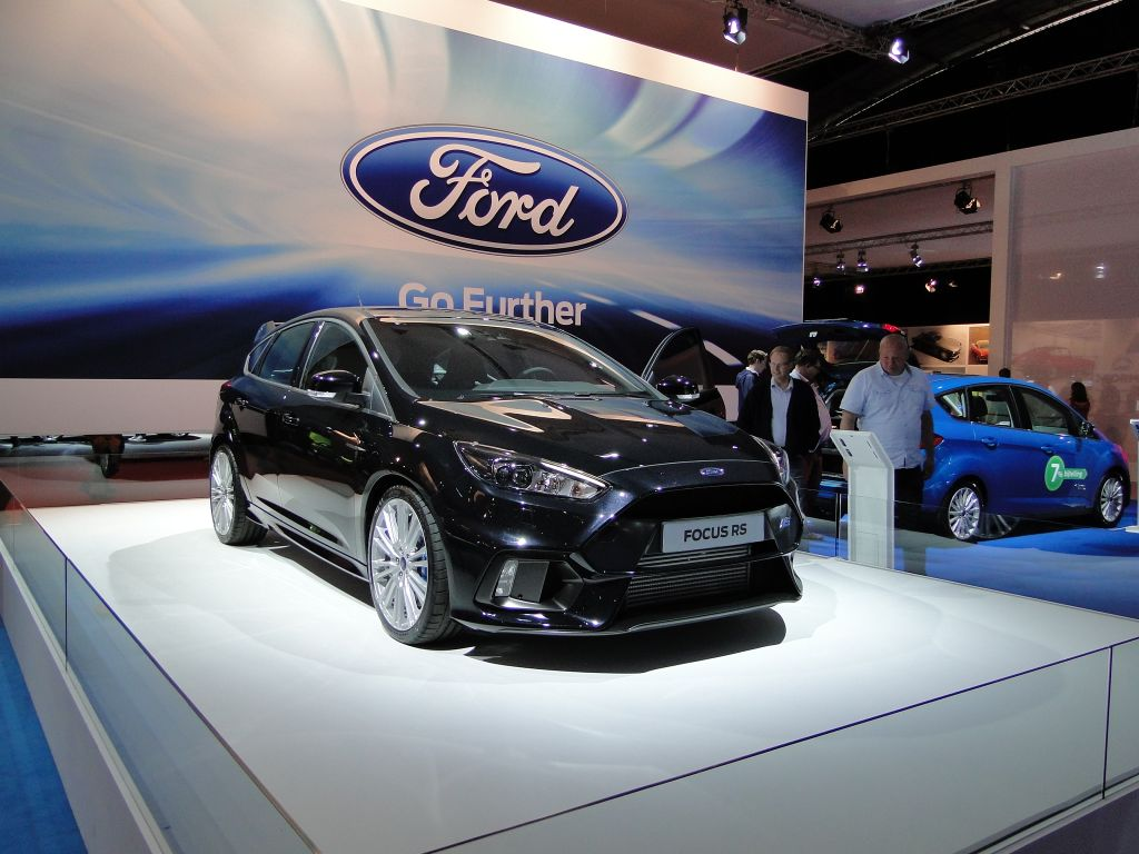 2016 Ford Focus RS Auto Rai 2015