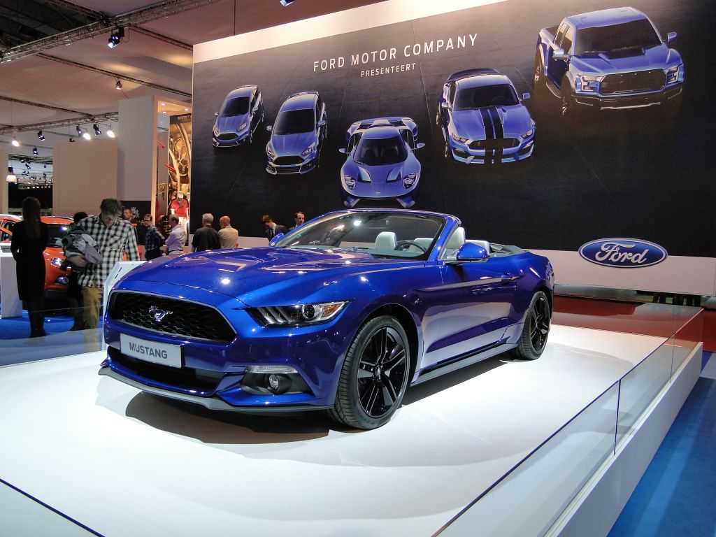 Auto Rai 2015 New Mustang 2015-05