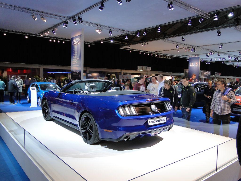Auto Rai 2015 New Mustang 2015-06