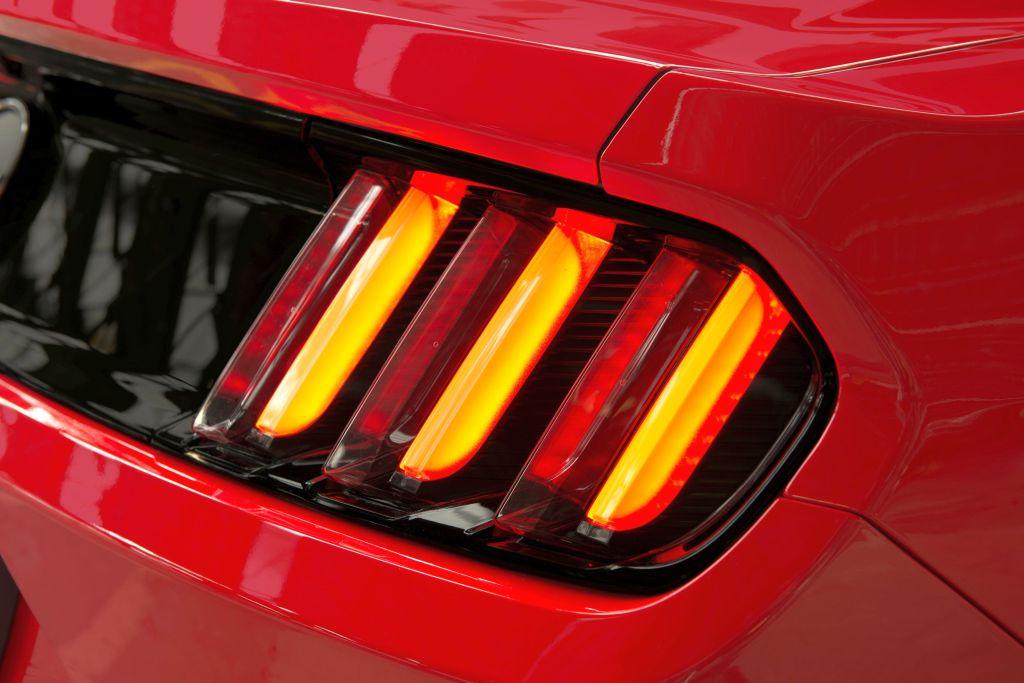 Ford Mustang achterlicht