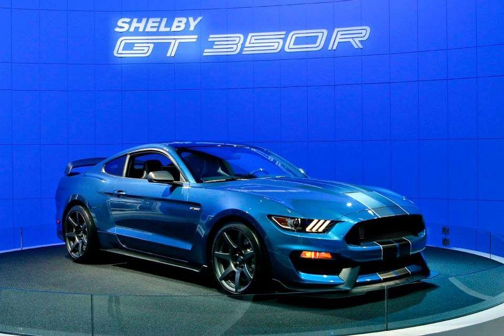 Ford NYIAS 2015. 30