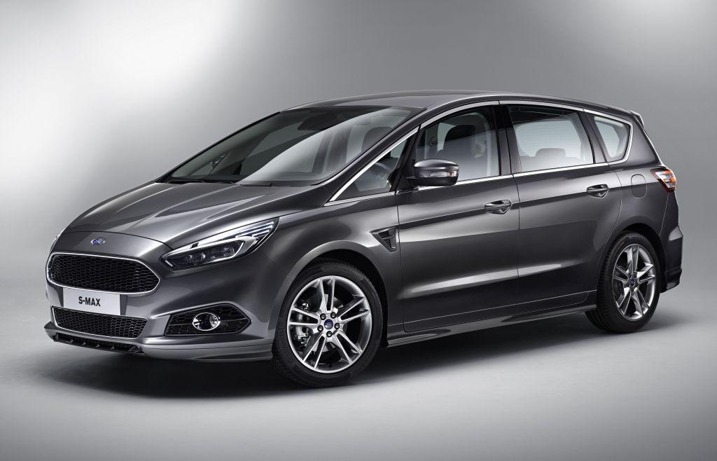 FordGeneva2015 S-MAX