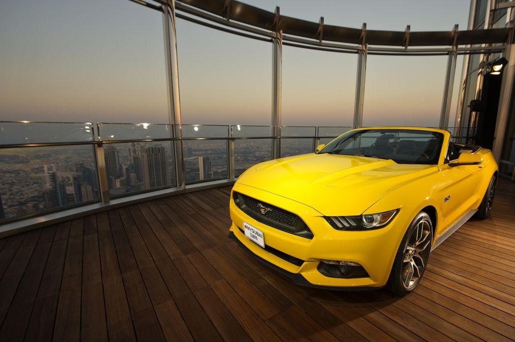 Bill Ford Mustang 2015-8