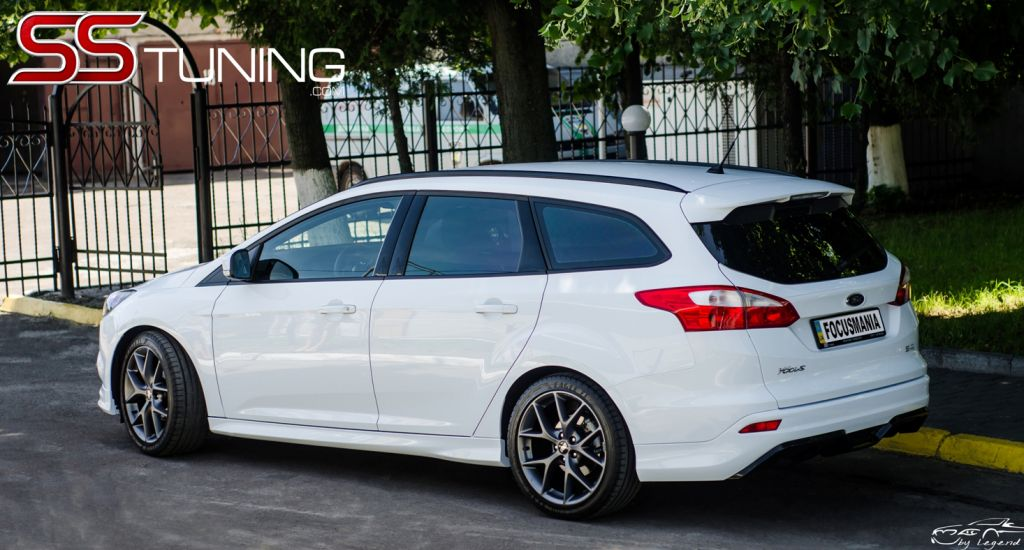 SS Tuning Focus 2014 1.0 Ecoboost 150 bhp.03
