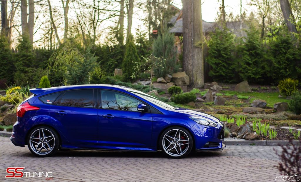 SS-Tuning Focus ST 2015-01