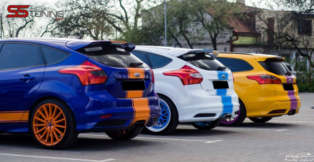 SS-Tuning Focus ST 2015-03