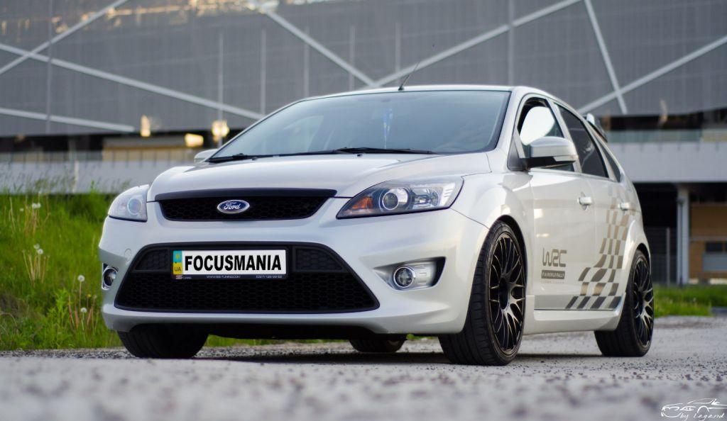 Focus St Exhaust >> SS-Tuning gaat los op de Ford Focus – www.focusmania.com