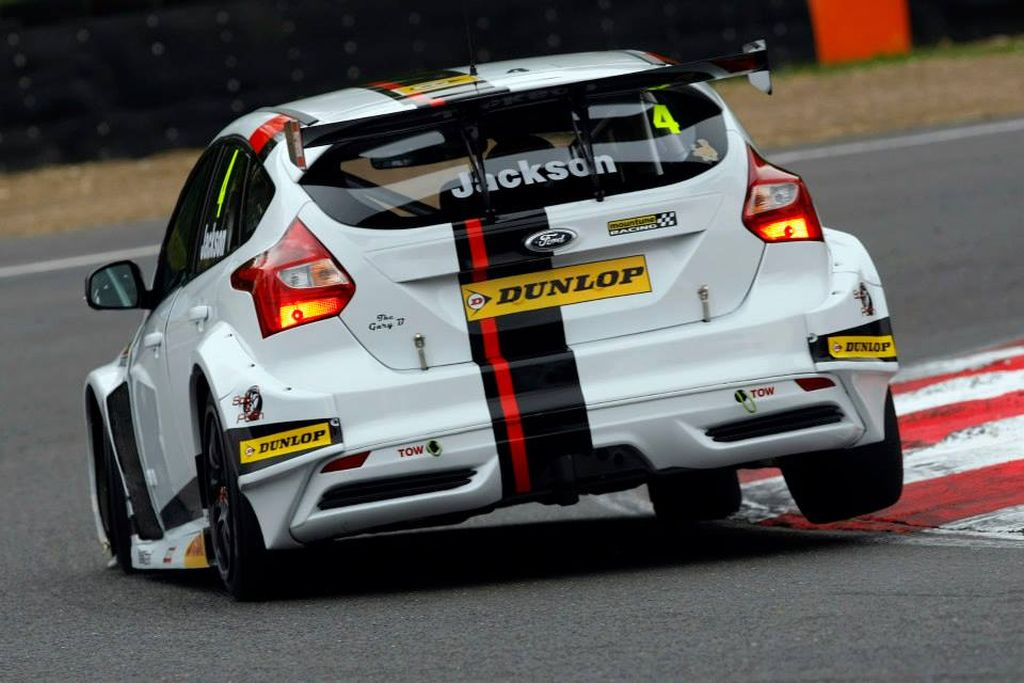 Test day Focus ST BTCC 2015-06