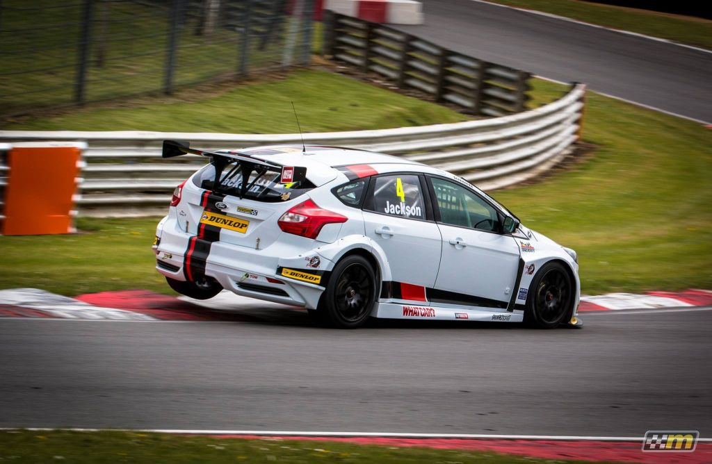 Test day Focus ST BTCC 2015-07