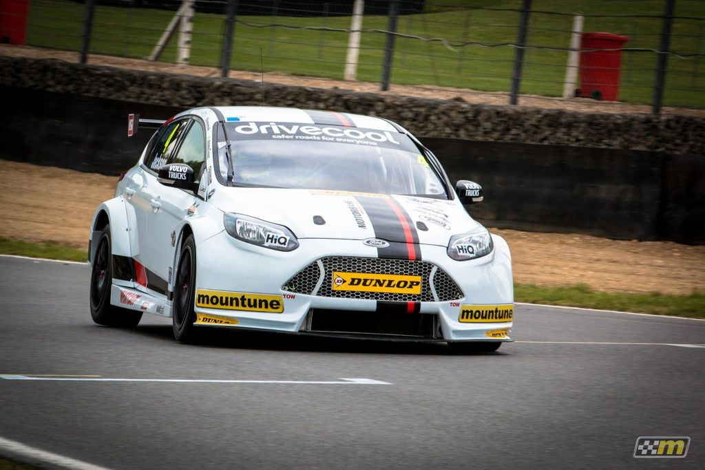 Test day Focus ST BTCC 2015-10