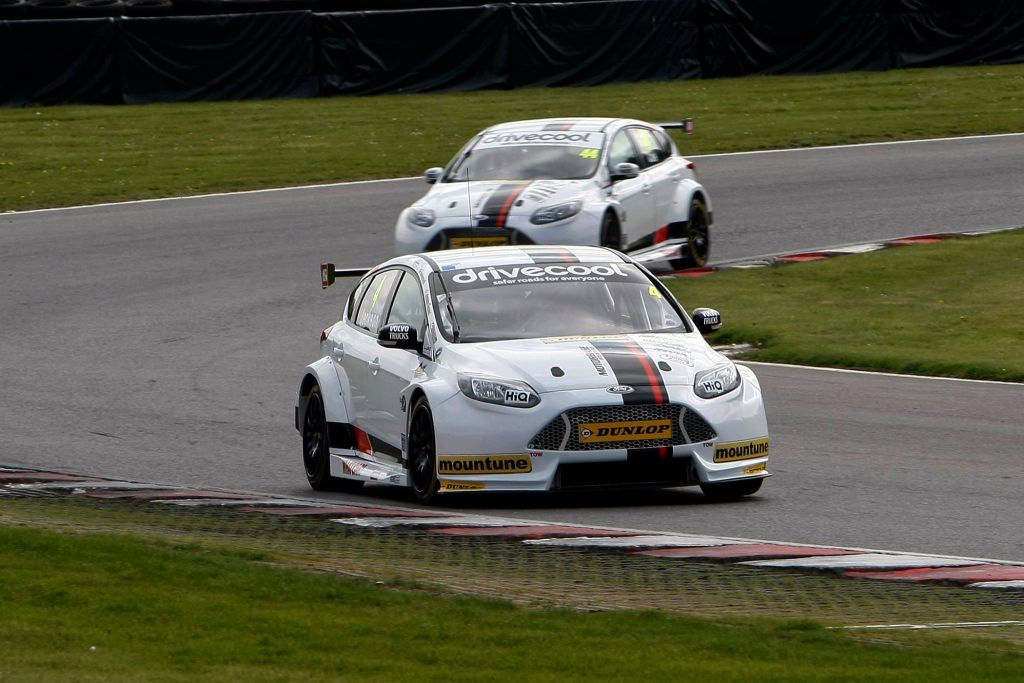 Test day Focus ST BTCC 2015-15