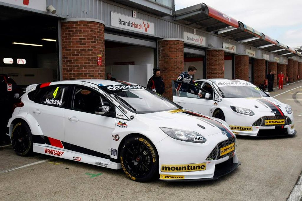 Test day Focus ST BTCC 2015-17