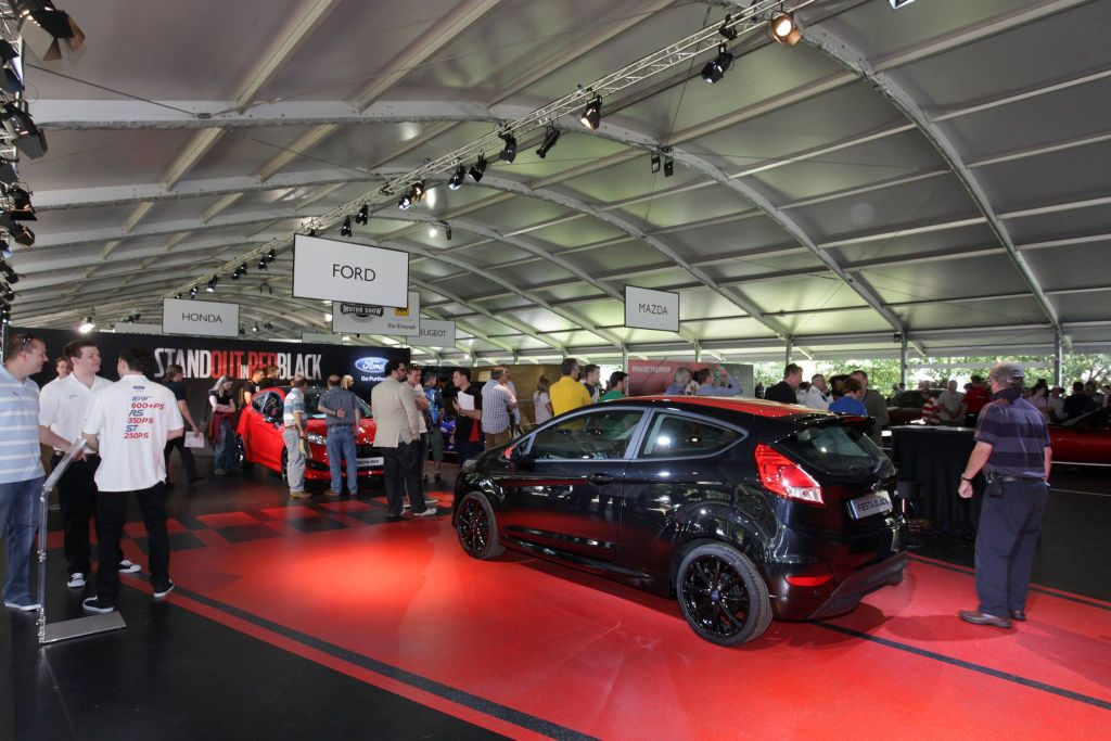Fiesta ST Goodwood 2015