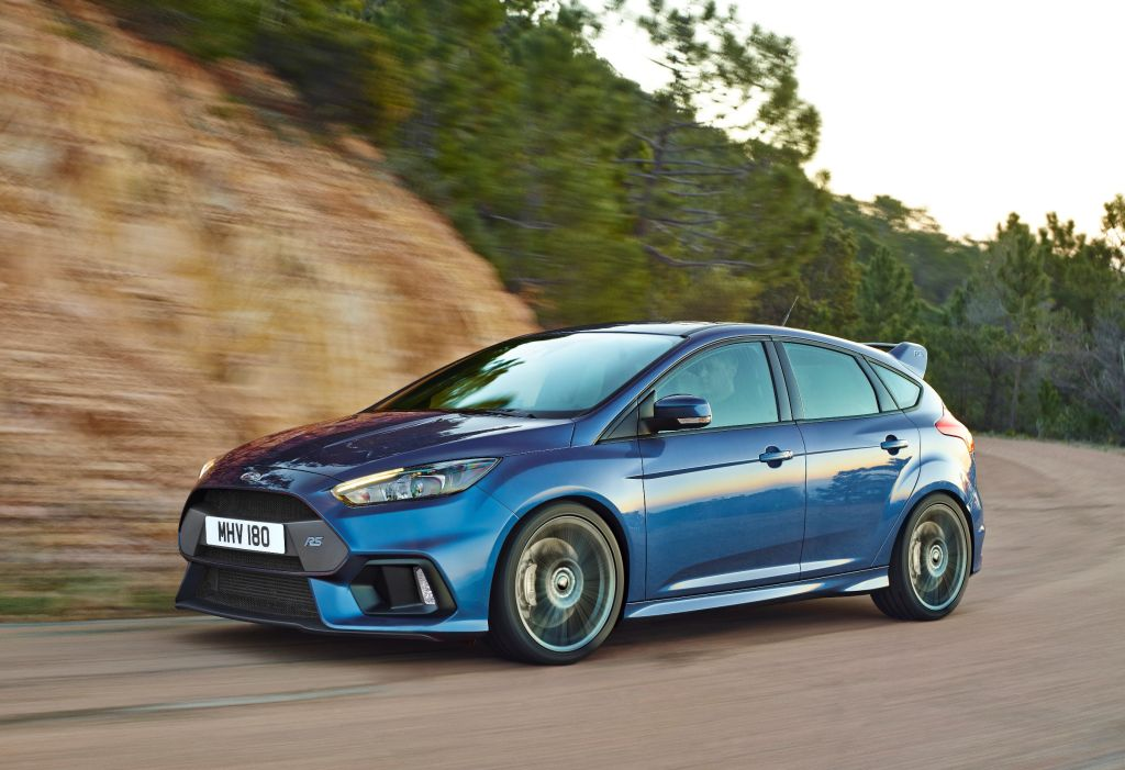 2016 Ford Focus RS AWD Goodwood