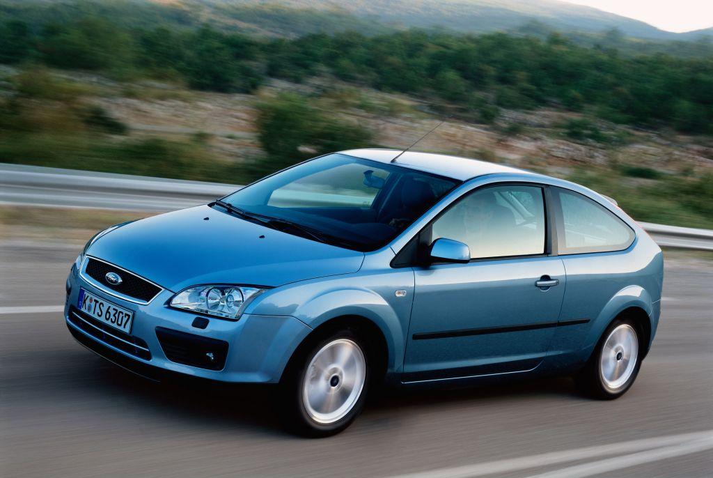 Introductie Ford Focus 2004