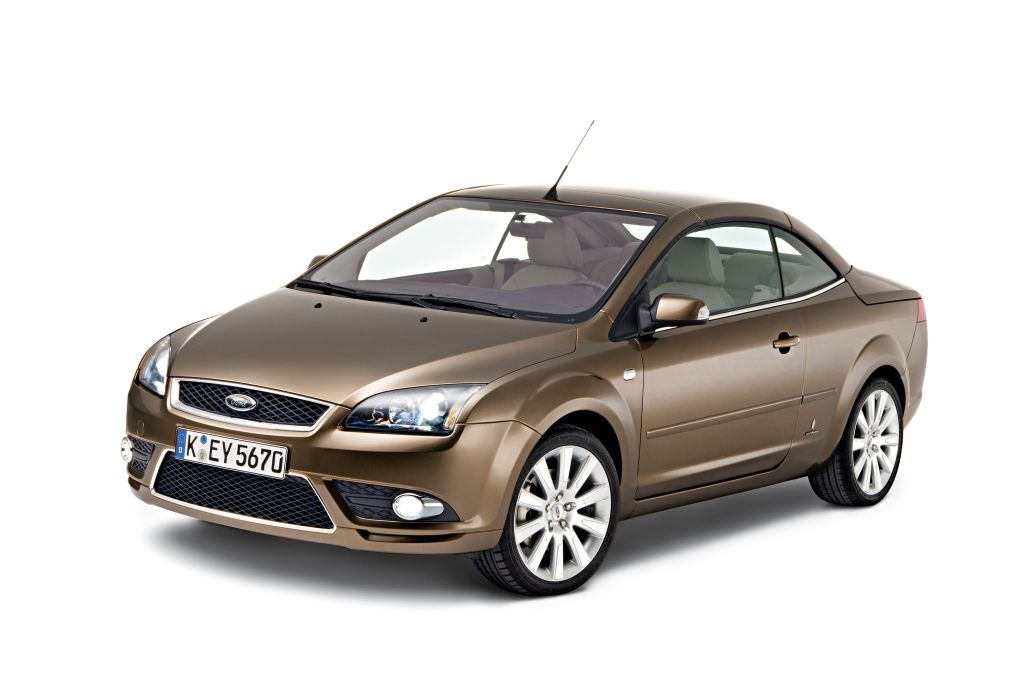 Ford Focus Coupe-Cabriolet Geneve 2006