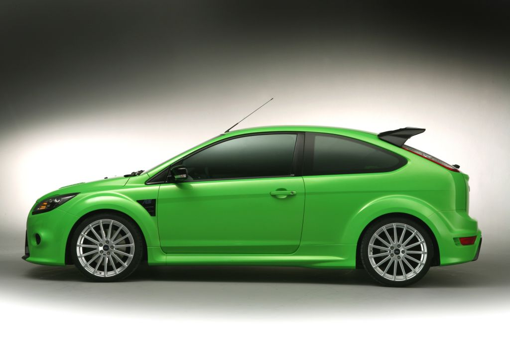 2009 Ford Focus RS 04-07-2008