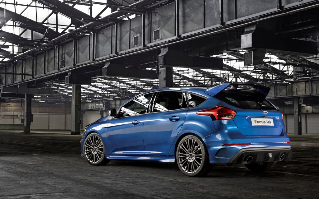 Ford Focus-RS 2016 introduction 03-02-2015
