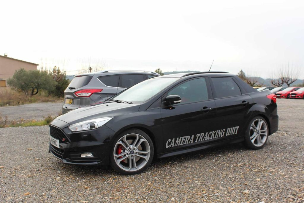 Ford Focus ST 2015 Camera Tracking Unit