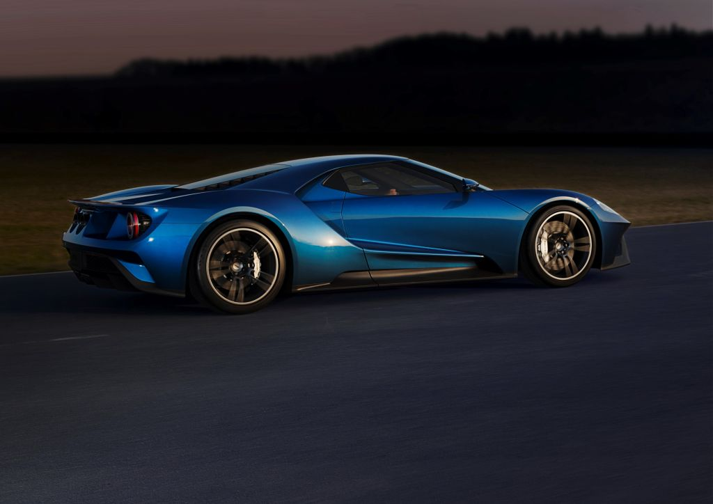 Ford GT Goodwood 2015