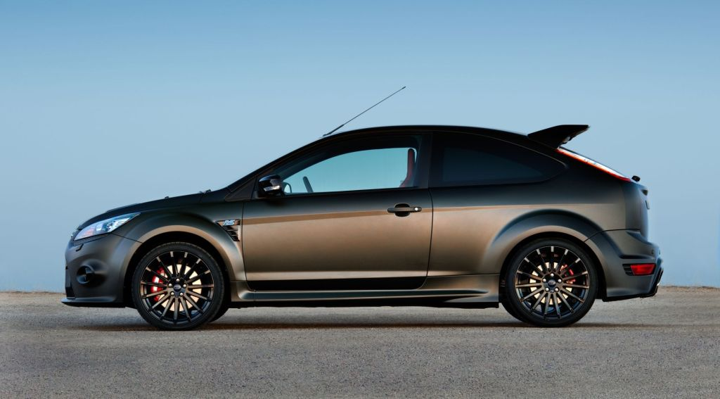 New Limited Edition Ford Focus RS500 is The Ultimate Performance Ford 31-03-2010