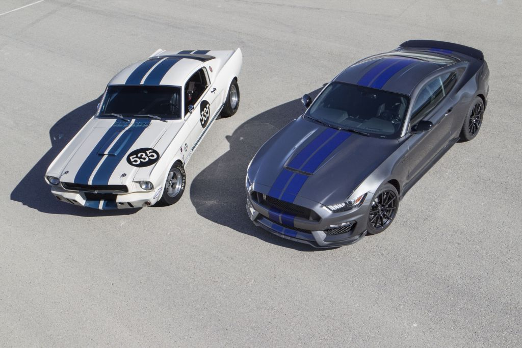 2016 Shelby GT350 Mustang Goodwood