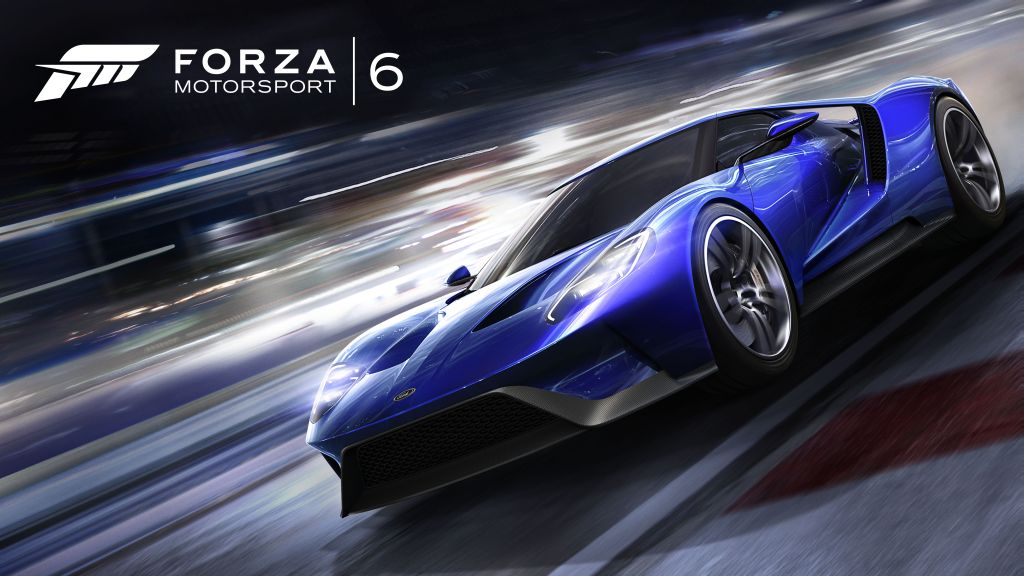 Ford GT debutes in Forza Motorsport 6