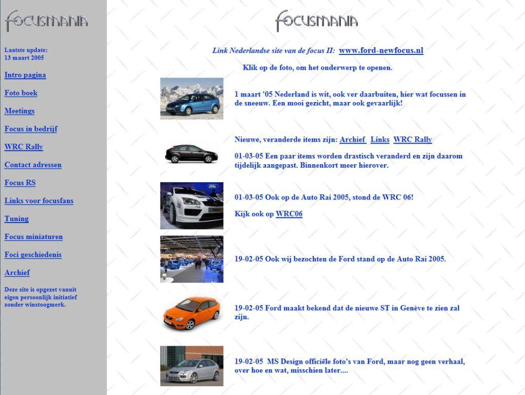 www.focusmania.com 2.0