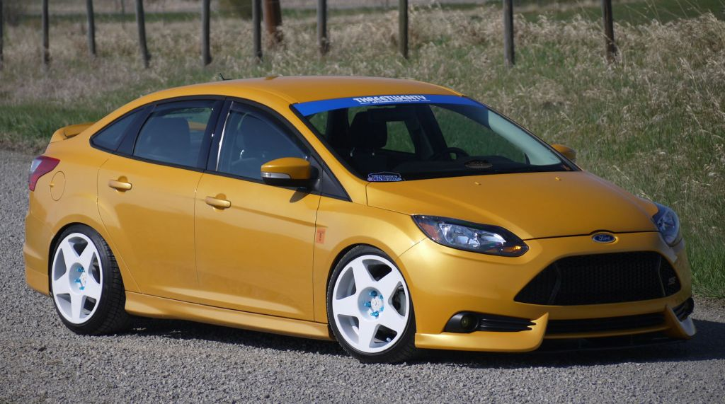 Bill MacKenzie Ford Focus ST Sedan