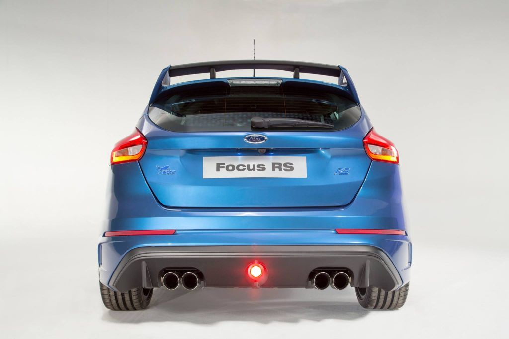2016 Ford Focus RS by Wolf